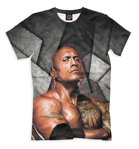 Мужская футболка Реслинг
