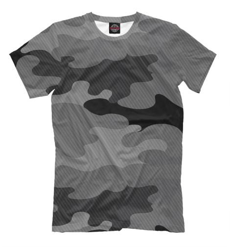 Футболка Print Bar camouflage gray игрушка ecx ruckus gray blue ecx00013t1