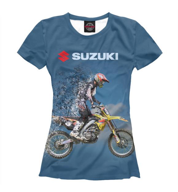 Купить Футболка для девочек Suzuki MTR-404343-fut-1