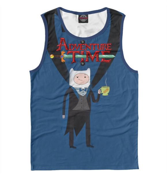 Купить Майка для мальчика Фин Adventure Time ADV-935957-may-2