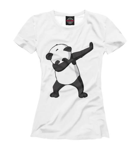 Футболка Print Bar Panda dab футболка print bar panda world
