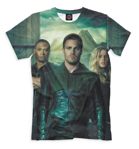 Купить Мужская футболка Стрела STR-359368-fut-2