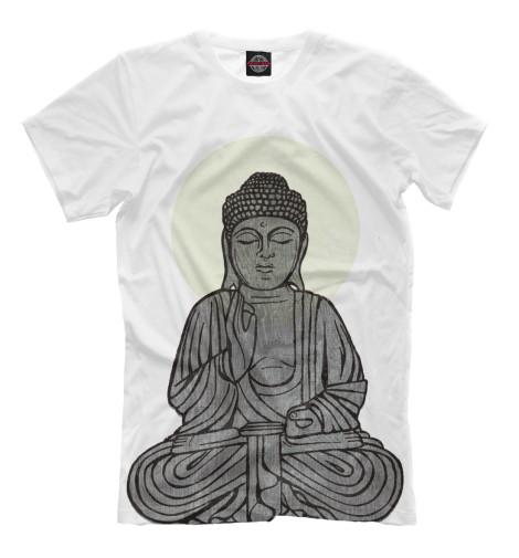 Футболка Print Bar Buddha Shakyamuni buddha bowls gesund