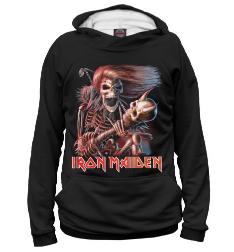 Худи Print Bar Iron Maiden cd iron maiden a matter of life and death