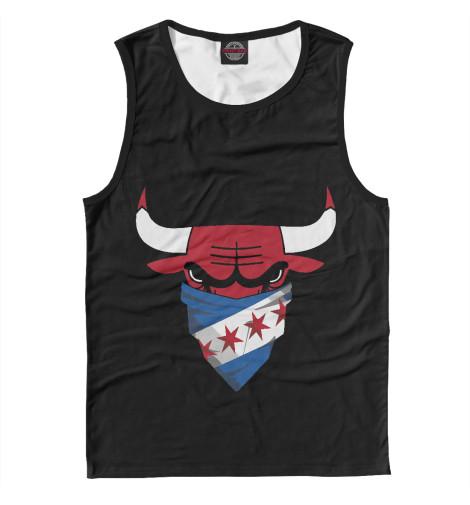 Майка Print Bar USA Bulls