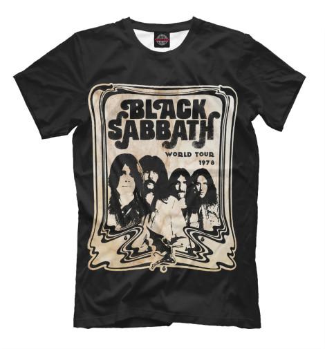 Футболка Print Bar Black Sabbath футболка print bar black