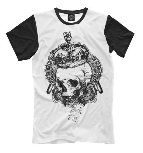 Купить Мужская футболка Череп DAR-912343-fut-2