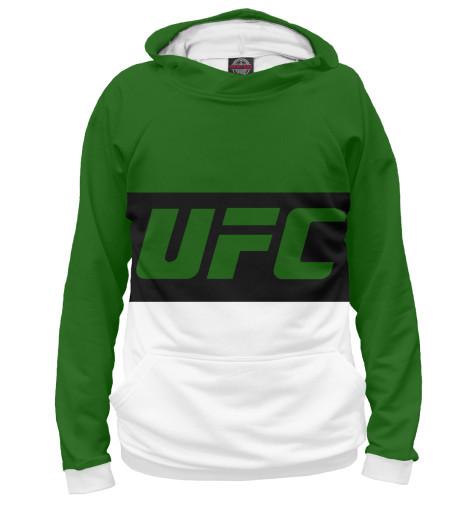 Худи Print Bar UFC GREEN майка print bar ufc green