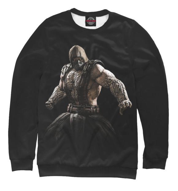 Женский свитшот Mortal Kombat MKB-555922-swi-1  - купить со скидкой
