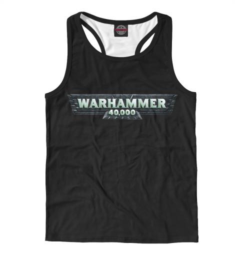 Майка борцовка Print Bar Warhammer 40000