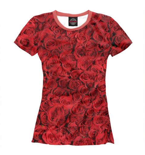 Футболка Print Bar Роза футболка print bar роза