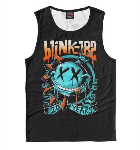Майка Print Bar Blink-182 свитшот print bar blink 182