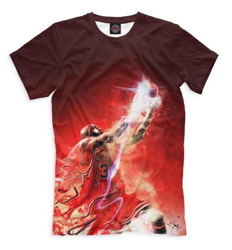 Мужская футболка NBA