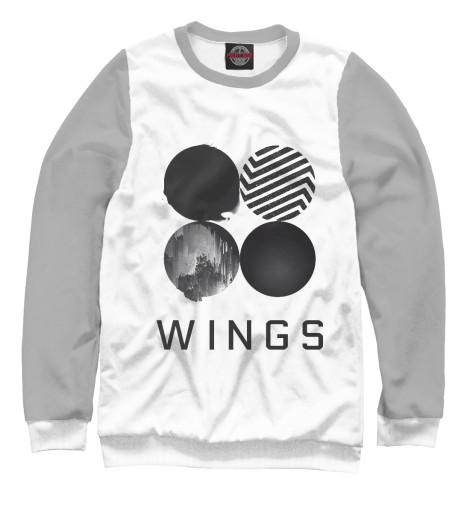 Мужской свитшот Wings BTS KPP-850717-swi-2  - купить со скидкой