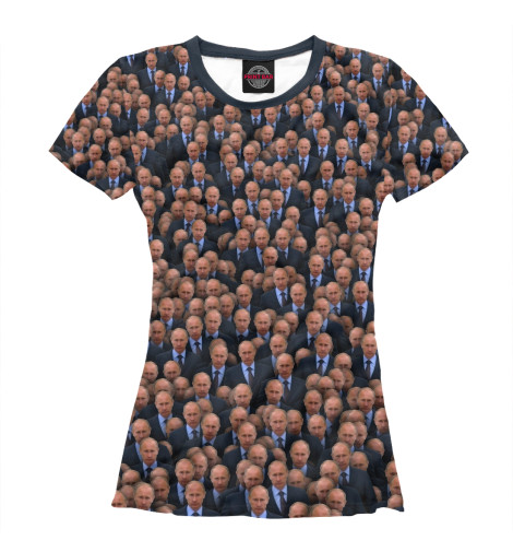 Футболка Print Bar Putin's army футболка altamont single action army bone