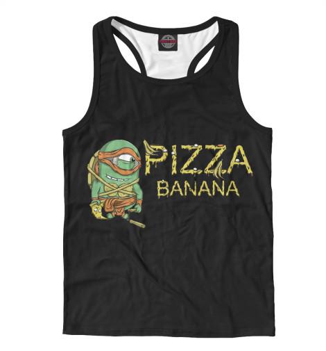 Майка борцовка Print Bar Pizza Banana майка борцовка print bar banana usa