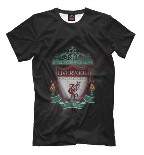 Футболка Print Bar FC Liverpool футболка print bar fc liverpool