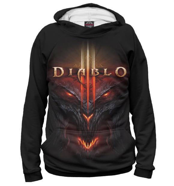 Купить Мужское худи Diablo 3 DIO-900532-hud-2