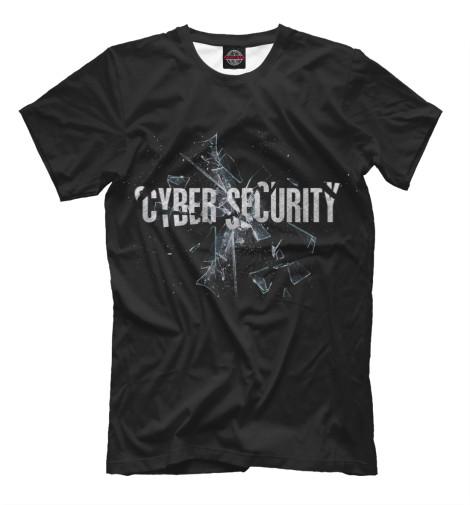 Футболка Print Bar Информационная безопасность информационная безопасность гис и инфраструктуры