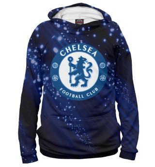 Худи для девочки FC Chelsea Abstract Collection