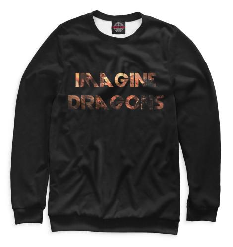 Женский свитшот Imagine Dragons