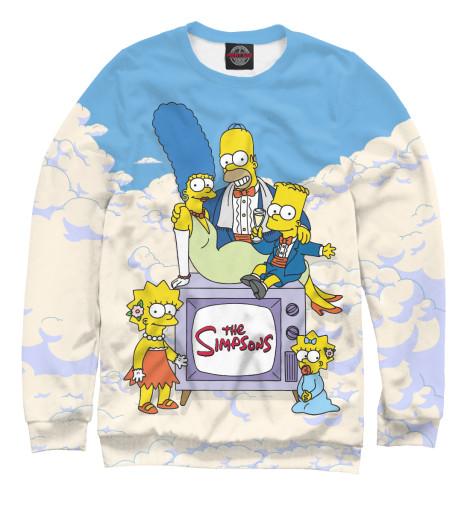 Свитшот Print Bar The Simpsons свитшот print bar the blueprint jay z