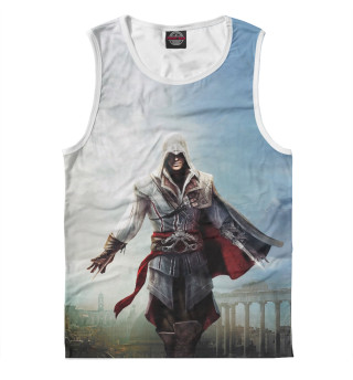 Мужская майка Assassin's Creed Ezio Collection