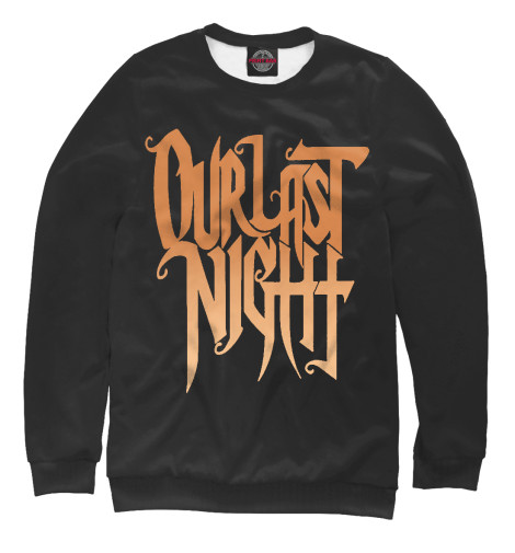 Купить Мужской свитшот Our Last Night OUR-888697-swi-2