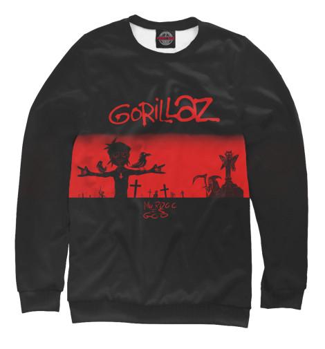 Купить Свитшот для девочек Gorillaz GLZ-446229-swi-1