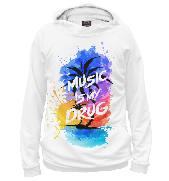 Music is My Drugs