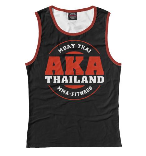 Майка Print Bar AKA Thailand майка борцовка print bar aka thailand