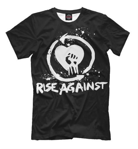 Футболка Print Bar Rise Against
