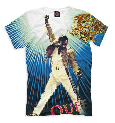 Мужская футболка Freddie Mercury