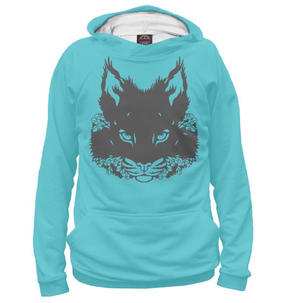 Купить Худи для девочки Кот CAT-337449-hud-1