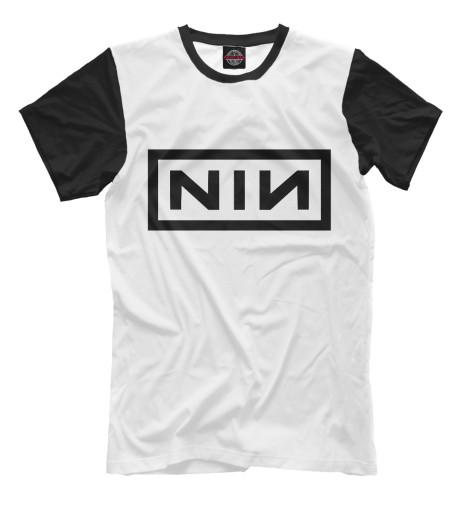 Футболка Print Bar Nine Inch Nails туфли nine west nwomaja 2015 1590