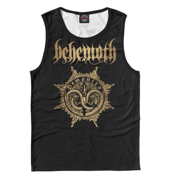 Купить Мужская майка Behemoth MZK-122323-may-2