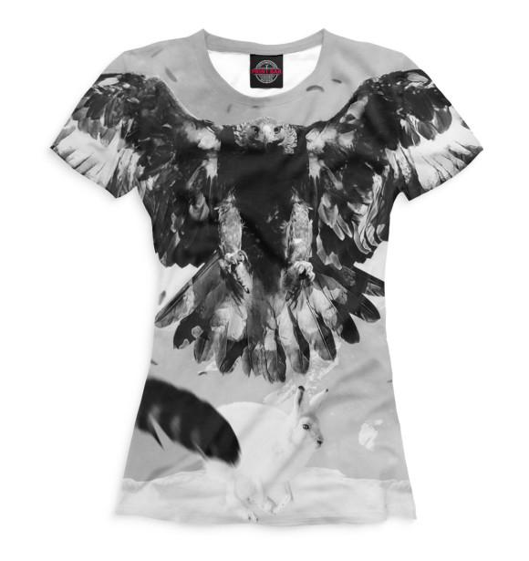 Купить Женская футболка Орёл PTI-152643-fut-1