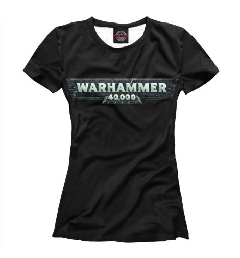 Футболка Print Bar Warhammer 40000