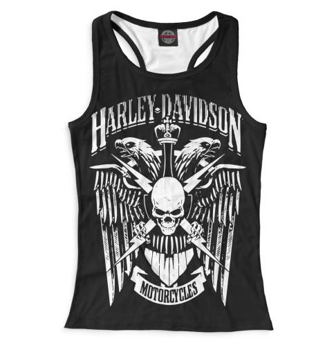 Женская майка-борцовка Harley Davidson Motorcycles