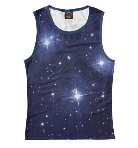 Майка Print Bar Звездное Небо картленд б звездное небо гонконга