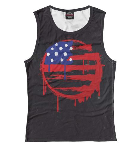 Майка Print Bar American Flag (Американский флаг)