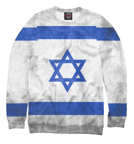 Свитшот Print Bar Флаг Израиля свитшот print bar флаг германии