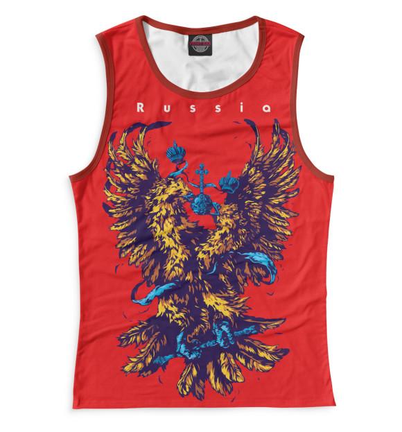 Купить Майка для девочки Двуглавый орел SRF-389282-may-1
