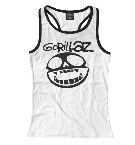 Майка борцовка Print Bar Gorillaz майка борцовка print bar gorillaz