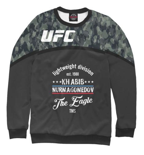 Свитшот Print Bar UFC Хабиб Нурмагомедов