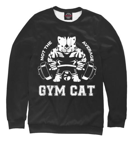 Свитшот Print Bar Gym Cat