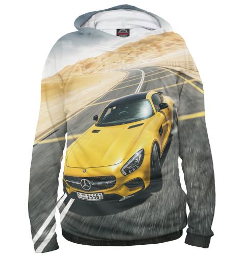 Мужское худи AMG GT