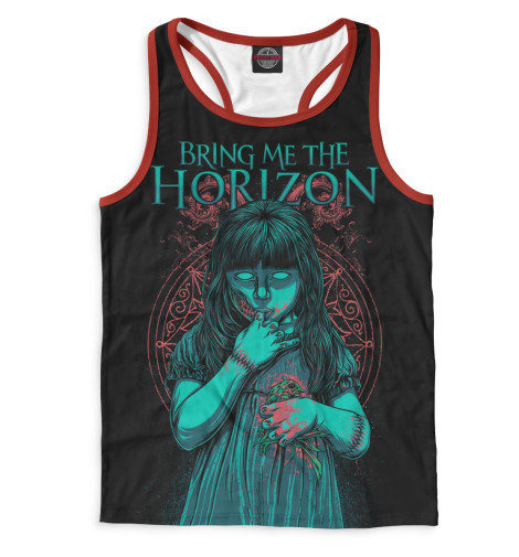 ������� �����-�������� Bring Me The Horizon Print Bar BRI-836981-mayb-2