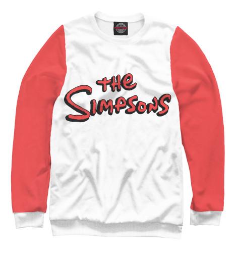 Купить Свитшот для девочек The Simpsons SIM-493922-swi-1