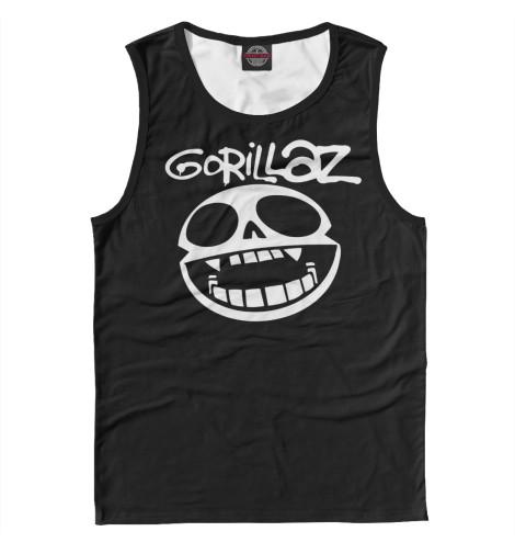 Майка Print Bar Gorillaz gorillaz copenhagen